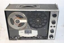 Vintage AMPEX 2000 Series Reel to Reel Tape recorder Model 2070 AS IS