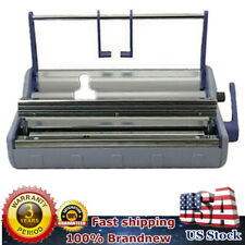 110V Dental Sealing Machine Sterilizing Bag Sealer Dental Lab Equipment US STOCK