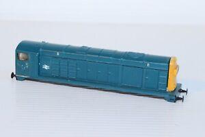 N Gauge Farish BR Blue Class 20 --- Loco Body Only
