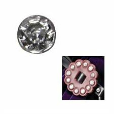 Synthetic Crystal Rivets 7mm 10/pk Tandy Leather 1366-03