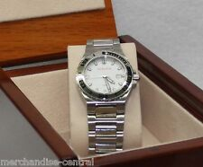 NEW DiAvolo Wrist Watch Ladies #9950 Stainless Steel Warranty RETAIL $495 Swiss