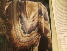 Piecework Magazine Jul/Aug 1996-Icelandic Lace Knit Shawl/Rick Rack & Tatting, C