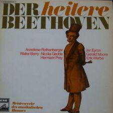 """12"""" DLP Der heitere Beethoven Meisterwerke des musikalischen Humors EMI"""