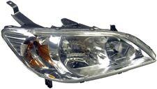 Headlight Assembly Right Dorman 1591119 fits 04-05 Honda Civic