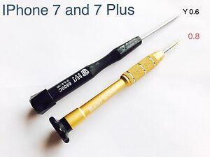BEST iPhone 7 Screwdriver Y 0.6mm 0.8 Repair tool apple watch Pentalobe tools