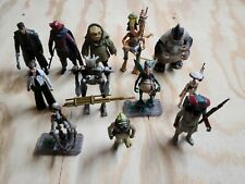 Star wars action figure lot loose