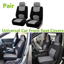 2x Universal Car Double mesh+sponge Front Built-in Seat Belt Cover Protector Set