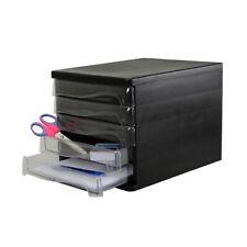5 Fächer Büro Schreibtischbox Sc...