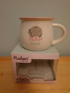 Official Pusheen the Cat Nap Time Coffee Mug Cup