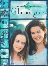 Gilmore Girls ~ The Complete Second Season New Factory Sealed 6-Disc DVD Box Set