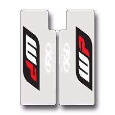 Factory Effex WP Suspension Fork Sticker Decal Shield CR CRF KX RM RMZ YZ WR KTM
