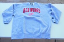 Detroit Red Wings Hockey Sweatshirt - Gray - size XL