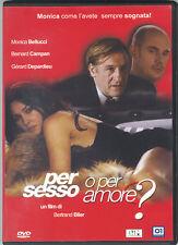 PER SESSO O PER AMORE? - DVD (USATO EX RENTAL)