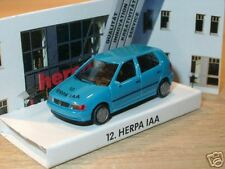 Herpa VW Polo Messe Nbg. 1995 12.Herpa IAA - 1/87