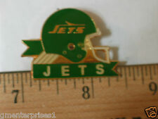 Vintage New York Jets Football Helmet Pin (1b)