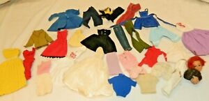 Lot of Vtg BARBIE / KEN Doll Clothing/Clothes-Dress Outfits Mod Fashions MATTEL