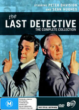 The Last Detective | Complete Collection - DVD Region 4