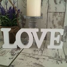 Wooden Shabby Chic Modern Decorative Indoor Signs/Plaques