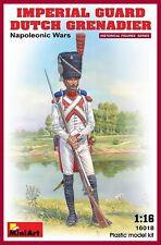 MINIART impériale Garde néerlandais GRENADIER NAPOLEONIC guerres 1:16 16018