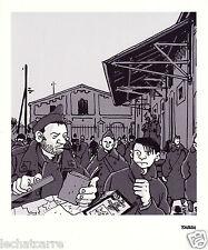 Ex-Libris BD - Tardi - Moi, René Tardi... - Eds. Casterman/FNAC - 2014 - HC
