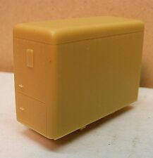 """Sleeper Box 36"""" For Truck Tractor 1/48 Scale By Don Mills Models"""