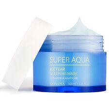 MISSHA Super Aqua Ice Tear Sleeping Mask 100ml