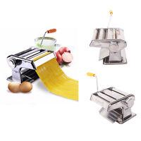"150mm 6"" Fresh Pasta Maker Roller Machine for Spaghetti Noodle Fettuccine"