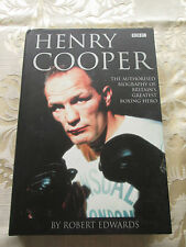 HENRY COOPER THE AUTHORISED BIOGRAPHY 2002 1st EDITION HARDBACK BOOK