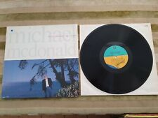 MICHAEL McDONALD VINYL LP Album Record 1st Press Take it to Heart PROMO NM/EX