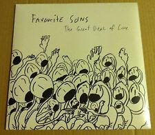 Rollerskate Skinny Aspera FAVOURITE SONS the Great Deal of Love SEALED LP Vinyl