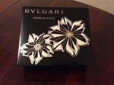 NEW BVLGARI JASMIN NOIR 3 Pieces Gift Set - Two Pefume Sprays and Shower Gel