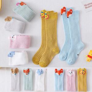 Kinder Socken Kniestrümpfe Atmungsaktive Lässiges Lang Socken Baby Jungen Heiß