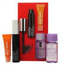 CLINIQUE CHUBBY MASCARA GIFT SET - 3 PIECES - WOMEN'S FOR HER. NEW