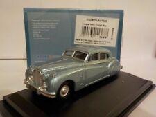 Model Car, Jaguar Mk7 Light Blue,  1/76 New