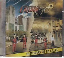 Calibre 50 Historias de La Calle CD New Nuevo Sealed