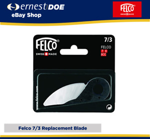 Felco secateurs Cutting blade 7/3 - for model 7 and model 8 - new and sealed
