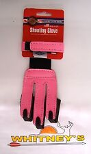 Neet Archery Products - Youth Shooting Glove - Pink - Regular NY-G2-N 60068