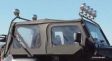 Warrior Rear Safari Light Bar System 76-06 Jeep CJ7 Wrangler YJ TJ & Unlimited