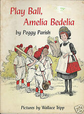 Play Ball, Amelia Bedelia by Peggy Parish (1972, Paperback Book)