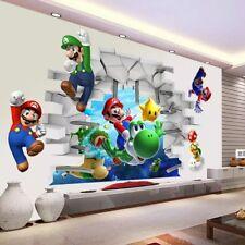 Mario Kart Wii Super Mario Bros. Wandtattoo Nintendo - Nintendo png ...