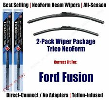 2-Pack Super-Premium NeoForm Wipers fit 2013+ Ford Fusion - 162813x2