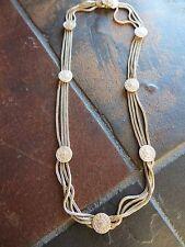 Antique Vintage Ethnic Rajasthan Tribal Sterling Silver Necklace Choker