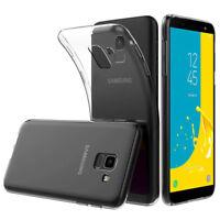 """Samsung Galaxy J6 (2018) 5.6"""" J600F Coque Gel Ultraslim Silicone Ultra Fine Etui"""