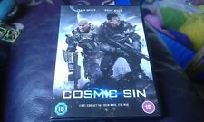 COSMIC SIN, DVD REG 2 FRANK GRILLO & BRUCE WILLIS 2021