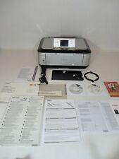 Canon Pixma MP640 Wireless Printer Scanner Copier Wi-Fi TESTED Colour WiFi