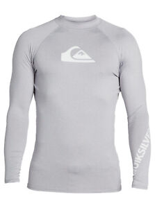 Quiksilver All Time LS Rashguard