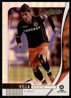 2019-20 Chronicles Soccer Absolute #AB-9 David Villa - Valencia CF