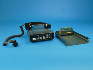 Teletron Set, FuG8B1, 4m, Funk/BOS/SE-Einheit/Einschubhalter/Hörer/Funkgerät