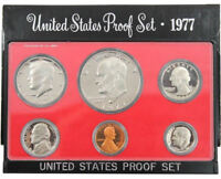 (1) 1977 United States Proof Set in Original Box