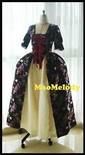 18th century Rococo Baroque Cosplay Costume Dress ZJ01